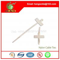0.10 inch x 4 inch, Identification Cable marker Tie, Nylon tie, 18 lbs. tensile strength Manufactures