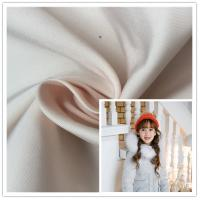 China Soft PVC Coated Polyester Fabric 2/2 Twill With Excellent Shape Preservation on sale