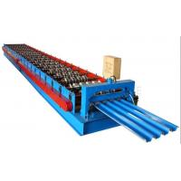 China Automatic Roof Panel Roll Forming Machine , Roofing Sheet Making Machine on sale