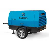 118kw rock drilling portable air compressor for mining engineering Manufactures