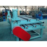 China High Tensile Steel Automatic Cut To Length Machines Medium Gauge Low Operating Costs on sale