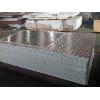 Diamond Plate Aluminum Sheet Metal 3105 1100 3003 5052 Aluminium Diamond Tread Plate Manufactures