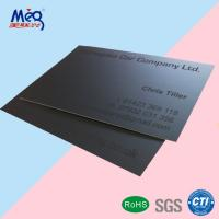 UV Silkscreen Soft Touch Varnish For High - End Packaging , Name Card Manufactures