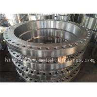 SA182- F316  F316L Forged Stainless Steel Flange Max OD 2500mm Manufactures