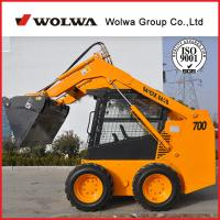 Wolwa GN700 Skid Steer Loaders with backhoe Manufactures