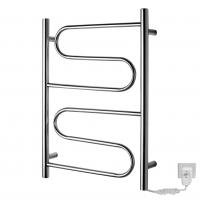 60W Onda Warmer   stainess steel  heated towel racks for bathroom Manufactures