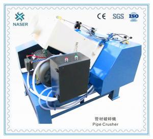 plastic pipe crusher price Manufactures