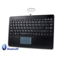 China Samsung Galaxy Tab Bluetooth Keyboard case with wireless touchpad on sale