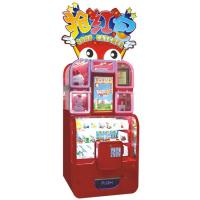 Good Catcher Toys Vending Machine Coin Operated Prize Machine Manufactures
