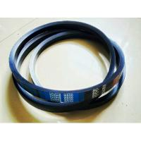 China Wrapped Rubber Transmission Belt With Polyester / Aramid / Kevlar Cord on sale