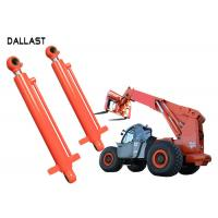 China Medium Pressure Double Acting Hydraulic Cylinders for Telehandler on sale
