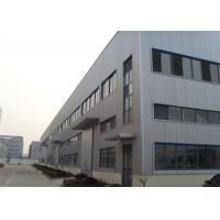 Design manufacture workshop warehouse steel structure building with CE Certification Manufactures