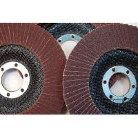 China Abrasive Flap Disc Aluminium Oxide For Metal Stainless Steel Assorted Pack on sale