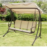China 3 seat swing chair on sale