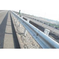 Express Way Steel Frame Structure  Q345 CZ-HW Bridge Railings / Handrails Q235 Manufactures
