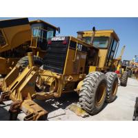 Hot sale for the used motor grader CAT 140H Manufactures
