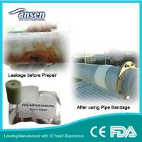 China Industrial Usage Pipe Repairing Armor Wrap and Cable Connection Cast Armored Bandage on sale