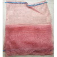 Material Pe Reusable Mesh Produce Bags , Tubular Knitted Plastic Mesh Sleeving Manufactures
