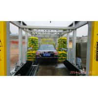 car wash equipment with Germany brush which can wash 500-700 cars per day Manufactures