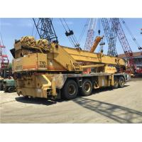 80 Ton Used Grove Truck Crane TMS800B , Five Section Boom Manufactures