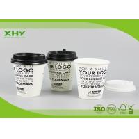 Disposable 10oz 350ml 90mm Top Printed Single Wall Paper Cups for Coffee or Hot Drink with Lids Manufactures