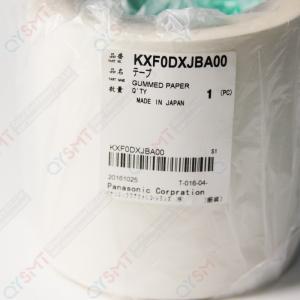 SMT Spare Parts Panasonic GUMMED PAPER KXF0DXJBA00 Manufactures