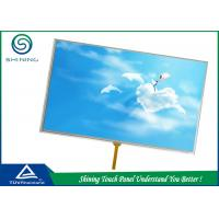 LCD Module Car Touch Panel Resistive 4 Wire For Vehicle GPS Navigation Manufactures