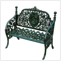 Quality Copper Rust Garden Cast Iron Table And Chairs In Antique Style Vintage Cast Iron for sale