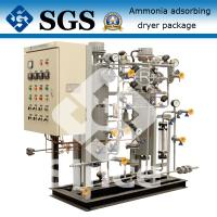 Liquid Ammonia Regenerative Desiccant Dryers / Adsorbing Desiccant Dryers Manufactures