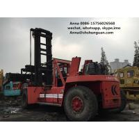 Kalmar Used Container Handler , 45 Tons Used Container Handling Equipment Manufactures