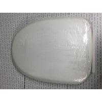 Lightweight Adjustable Hinges Toilet Bowl Seat Cover With Toilet Fixing Screws Manufactures