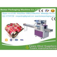 Food packaging plastic roll film and laminated roll film use on pillow packing machine Manufactures