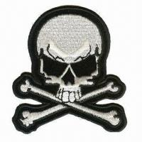 China Top-Quality Hand-Embroidered Badge on sale
