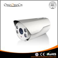 FULL High Definition ICR Analog CCTV Camera NTSC And PAL For Outdoor Manufactures