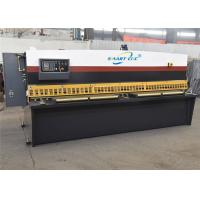 China Small NC Hydraulic Shearing Machine 3200mm High Speed Running Smoothly on sale