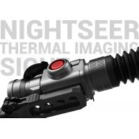 Uncooled Long Wave Infrared Thermal Scope Magnified For Day Night Engagements Manufactures