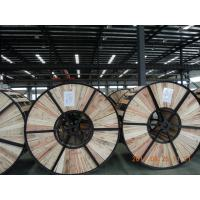 Lightweight ACSR Aluminium Conductor Steel Reinforced Cable With Wooden Drums Packing Manufactures
