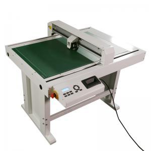 China Sample Box Packaging Digital Die Cutting Machine  Dual Cutting Head on sale