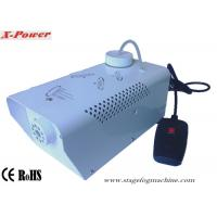 Quality Stainless Steel Smoke Machine Portable mini Fog Machine For Party Four Color OEM Wire Control  X-04 for sale