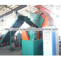 Powder Rubber Granulator Equipment , Recycling Granulator With 1.5kw for sale