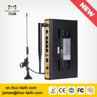 Bus WIFI Router with sim card slot & 4LAN ports support full protocol F3834 for WIFI hotspot application Manufactures