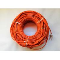 Low Voltage Seismic Cable / Resistivity Cable 24 Channel Customized Service Manufactures