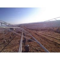 Solar Panel Mounting Bracket Structural Materials Ground Mounting Solar PV Systems Manufactures