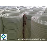 Thin Walled Insulated Copper Ppipe Coil for Refrigerator / Air Conditioning Manufactures