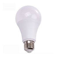 China Plastic RoHS Certificate PF0.92 Cool White LED Bulbs on sale