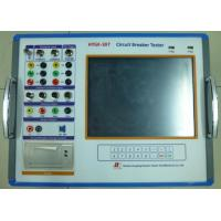 Multi Functional Circuit Breaker Analyzer Automatic Measurement Large Touch Screen Manufactures