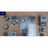 High Precision Injection Molded Parts / Metal Injection Mold Components Manufactures
