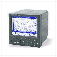 SWP ASR500 series color paperless recorder logger chart recorder max 12 channels input 5.6 inch screen Manufactures