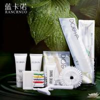 China RANCRNUO 3-5 star hotel amenities sets cheap hotel supplies guest amenities suppliers on sale