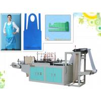 Atutomatic Plastic Bag Making Machine with Servo Motor 80-100 pcs/min Manufactures